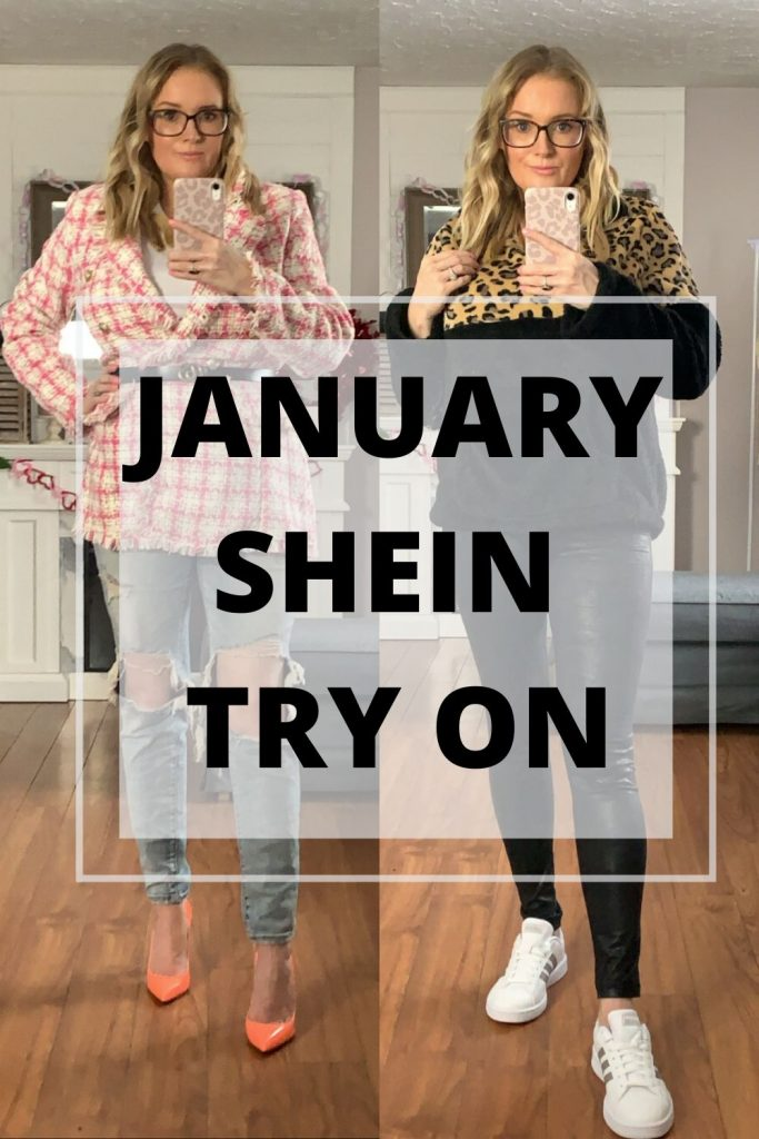 January SheIn Try On
