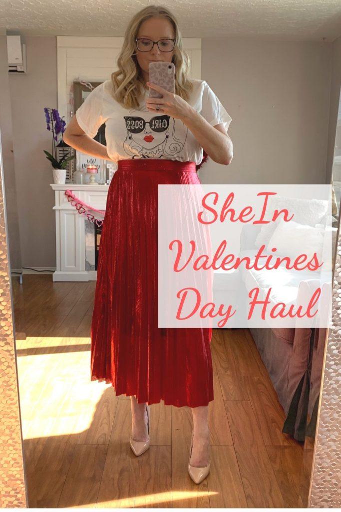 SheIn Valentines Day Haul, Valentines Day looks